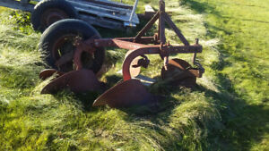 Two Row Plow