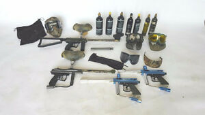 Paintball markers & accesories