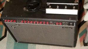 for sale Fender Made in USA Power Chorus 2 x 12 Amplifier Used