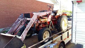 Tracteur de ferme à vendre