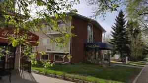 Desirable Area of Downtown Edm Large 1 bdrm Available Jan 1st
