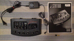 Johnson J-Station Amp modeler