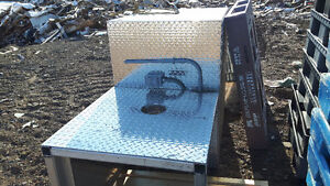 Aluminum work bench or front end counter