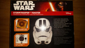 Grille-pain 2 tranches de Star Wars Stormtrooper