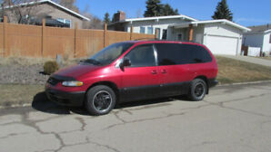 1998 Plymouth Grand Voyager Minivan, Van (Senior owned)