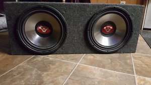 2 12's and amp