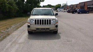 2009 Jeep Patriot Sport SAFETIED & E-TESTED London Ontario image 2