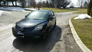 2008 Mazda3 GS Hatchback - Manual