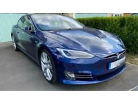 2018 Tesla Model S 75D, Uncorked, Full Self Driving Pre Paid Auto Hatchback Elec