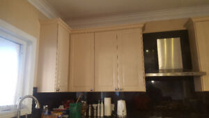 Kitchen cabinets in great conditon