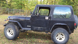 1991 Jeep Wrangler Yj