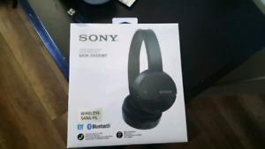 Casque Stereo Sans Fil Sony Neuf