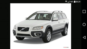 2008 + Volvo xc70 wanted