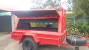 Tradies trailer Wodonga Wodonga Area Preview