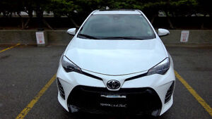 2017 Toyota Corolla SE Sedan - PAY for 38 months-DRIVE 42 months