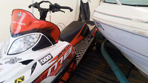Arctic Cat M8 snopro - REDUCED