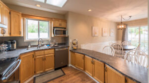 Beautifully Remodeled 2 Bedroom Townhouse - Fully Furnished