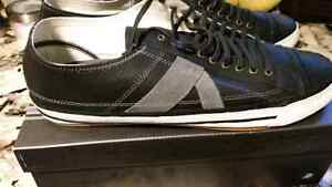 PF fliers men's leather shoes size 15