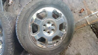 Ford rims/tires