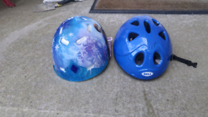 Boys and Girls Bicycle Helmets