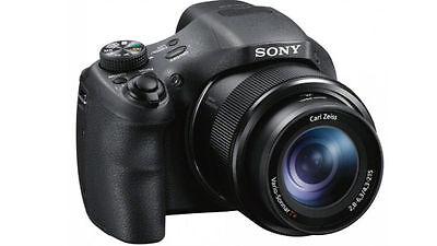 Die Sony Cyber-Shot HX300