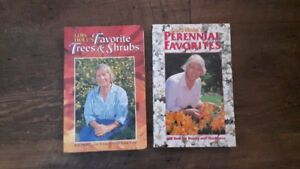 2 Lois Hole gardening books. 10$ for both
