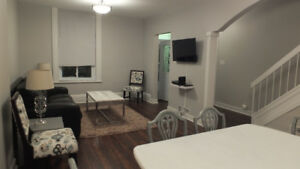 Rooms available in Remodeled Home for University Students