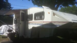 roulotte shadow cruiser fifth wheel 21 pieds