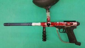 PCS us 5 paintball marker and Sheridan semi-automatic marker