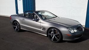 2004 Mercedes SL600 5.5L V12 BiTurbo 510HP ***Très Rare***