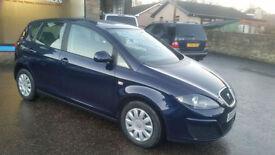 2009 (59)Seat Altea 1.9TDI ( 90ps ) S