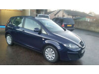 2009 (59)Seat Altea 1.9TDI ( 90ps ) S