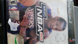 PS2 NBA 2K2