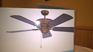 Craftmade Riata RT 52 Ceiling Fan  BRAND NEW!!!! Kitchener / Waterloo Kitchener Area image 2