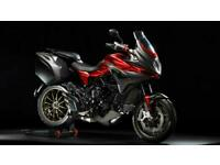 MV Agusta Turismo Veloce Lusso heated grips, centre stand, APR 5.9%