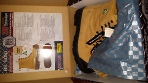 Brand new steel toe boots size 14 men West Island Greater Montréal image 1