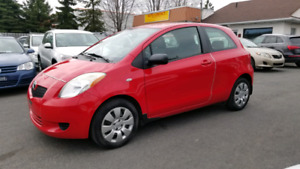 2008 TOYOTA YARIS AUTOMATIQUE ** DEMARREUR A DISTANCE**