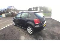 2011 Volkswagen Polo 1.4 SE 5dr DSG 5 door Hatchback
