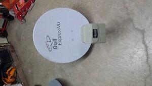 Coupole HD BellExpressvu (Antenne)
