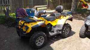 2007 Can am outlander
