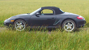 2007 Porsche Boxster prefered package Cabriolet