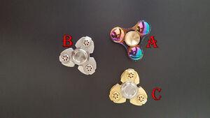 Now in stock - Metal Fidget Spinners