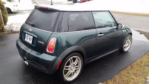 Mini Cooper S (SUPERCHARGED!!!)