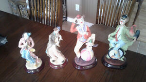 Figurines - Clowns from/de The Natelia Collection Gatineau Ottawa / Gatineau Area image 2