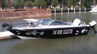 ****140 hp motor, boat, and trailer - fishing, family****