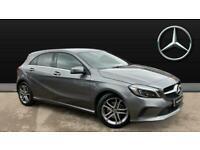 2018 Mercedes-Benz A-CLASS A200d Sport Edition 5dr Diesel Hatchback Hatchback Di