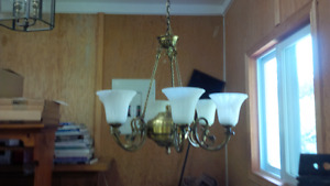 reduced Dining room light, lantern,, track light, wall sconce