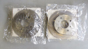 Nissan and Infiniti 1991-2001 WINHERE Rear Brake Discs. YH1128