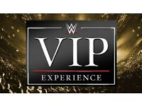 WWE London Sept 7th VIP experience O2 arena