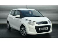 2018 Citroen C1 1.0 VTi Feel 5dr Hatchback Petrol Manual